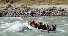 River Rafting from Shivpuri to Laxman Jhula Rishikesh - When it comes to planning an adventurous holiday with your family, the ideal destination has always been Rishikesh. To be more specific, white water river rafting from Shivpuri to Laxman Jhula is a perfect way to fulfill it.