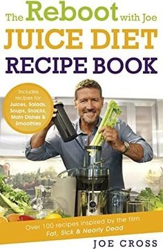 Read Books The Reboot with Joe Juice Diet Recipe Book Over 100 recipes inspired by the film Fat Sick Nearly Dead [PDF, ePub, Mobi] by Joe Cross Read Full Online Healthy Diet Recipes, Healthy Juices, Healthy Food, Healthy Eating, Joe Cross Juice Recipes, Joe Cross Juicing, Diet Center, Fat Loss Supplements, Juice Smoothie