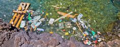 Garbage in the water - yes, this matters too. Eating plastic will surely cause cancer in some.