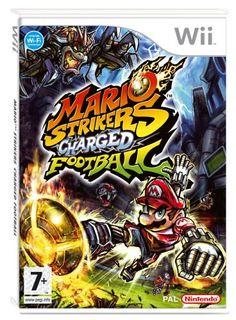 Mario Strikers Charged Football Game for the Nintendo Wii. Buy Now from Fully Retro! Super Mario Strikers, Mario Toys, Just Video, Wii Games, Mario And Luigi, Batman Vs Superman, Super Mario Bros, Nintendo Wii, Wi Fi