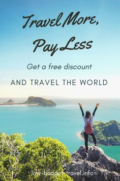 How to get the best travel discount offers on your travel. Request access to travel discounts for free!  And get ready to travel the world! #discount travel #budget travel #cheap travel