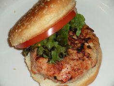 Pantry Revisited: CEiMB - Stuffed Turkey Burgers