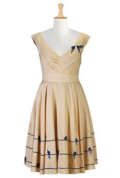 Shop womens designer dresses - Tops and Dresses for Women | eShakti.com