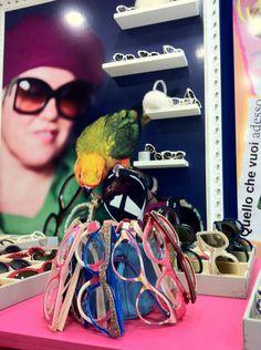 Patty Paillette | Optical Concept Store | #mido