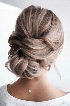 bohemian wedding hair 30 Prettiest Bohemian Wedding Hairstyles bohemian wedding hairstyles elegant soft updo on blonde hair olesya_zemskova - - Elegant Hairstyles, Loose Hairstyles, Bride Hairstyles, Bohemian Hairstyles, Bridesmaid Updo Hairstyles, Hairstyles Videos, Pretty Hairstyles, Soft Updo, Easy Updo