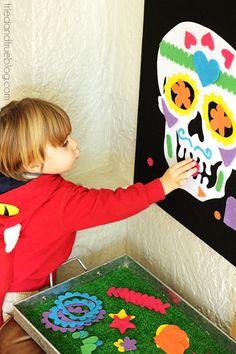 calaveMix-n-Match Calavera Art - Having fun!