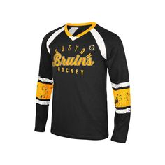 Men's Boston Bruins Lineman Tee, Size: Medium, Ovrfl Oth