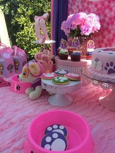 Paw Patrol skype Birthday Party Ideas | Photo 1 of 16