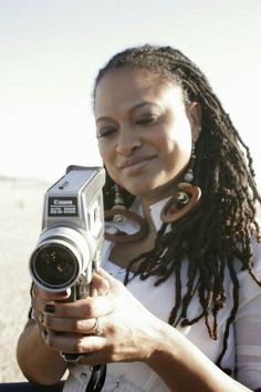 Ava DuVernay, filmmaker/director.  My biggest film inspiration. A powerful force in cinema, and it's just the beginning for her.