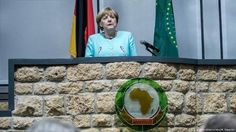 Merkel pide reducir la inmigración ilegal a Europa