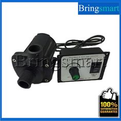 52.79$  Buy here - http://ai7m3.worlditems.win/all/product.php?id=32565039553 - JT-1000B3 Three-phase Whorl Pump Brushless 3000L/H 8M 24V DC Pump Booster Adjustable Speed 12V Water Pump With Speed Controller