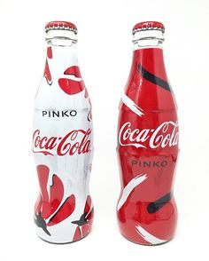 pinko wrapping bottles from Italy