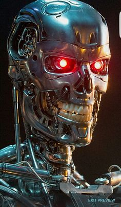 Terminator : Dark Fate – Spanish Movie Wall Poster Print - x / 17 inches x 24 inches T 800 Terminator, Terminator Movies, Skynet Terminator, Terminator Costume, Arnold Schwarzenegger, Film Sf, Science Fiction, Robot Wallpaper, Film Review