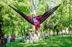 Un eveniment făcut sa bucure și pe cei mari și pe cei mici. Big Swingul prezent la multe ediții de Marea Hămăceală a adus multe zâmbete pe chipurile Clujenilor!
