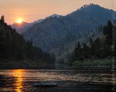 Gospel Hump Wilderness, Idaho