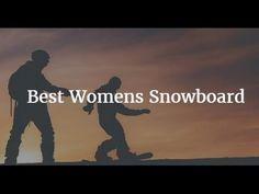 Best Womens Snowboard