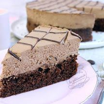 The Brazilian Chocolate Despacito Cake Nutella Cake, Easy Desserts, Coco, Cake Recipes, Deserts, Food And Drink, Cooking Recipes, Sweets, Chocolate