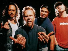 Jingle Jangle Jungle: Metallica