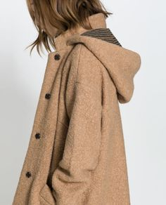 what a cozy, awesome coat
