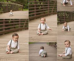 Cutest Little Guy Boy Birthday Pictures, Baby Boy Pictures, First Birthday Photos, 1st Boy Birthday, Outdoor Baby Pictures, Outdoor Baby Photography, Baby Photography Poses, Toddler Photography, Urban Photography