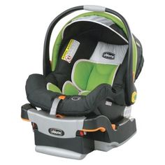 Chicco Green KeyFit 30 Infant Car Seat - I like Chicco infant seats better than Graco (haven't tried others though)