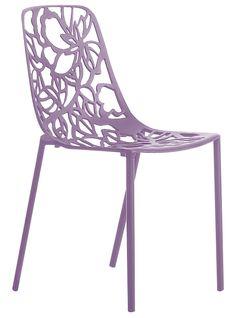 Cast Magnolia chair lila - Cast Magnolia