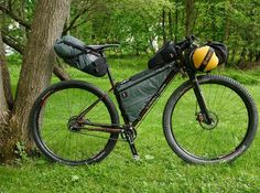 Bike Packing - While the traditional ways still work, the whole concept of…