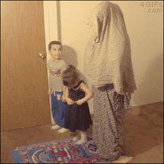 Muslim levity