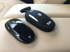 Tesla Model S Silicone Key Fob Cover-- INTRODUCTORY PRICING