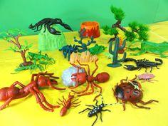 reino animal:15 animais assustadores, insetos, aranha, formiga, escorpiao