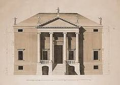 palladio villas Classical Architecture, Art And Architecture, Andrea Palladio, Planer, Gazebo, Outdoor Structures, Mansions, House Styles, Renaissance