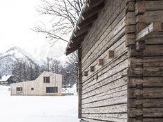 Medical practice in Ramsau by Hammerschmid Pachl Seebacher Architekten
