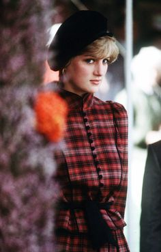 Pin for Later: 22 Timeless Photos of Princess Diana  A young Diana attended the Braemar Games in England in September 1981.
