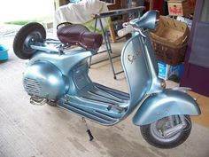 Scooters for sale - 1958 Vespa VB 1