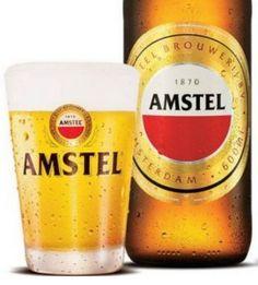 Amstel Beer 101, Beers Of The World, Light Beer, Vintage, Heineken, Liquor, Snacks, Bottles, Wine Pairings