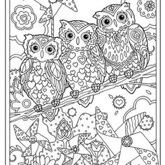 Everyone Has A Fascination On Drawing And Coloring Even Kids Love To Color In Mandala Owls Pages Are Good Ideas Reduce St
