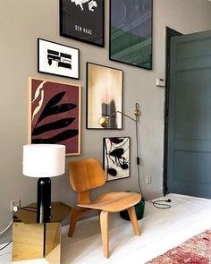 Inspiration Wand, Interior Inspiration, Retro Home Decor, Home Decor Styles, Decoration Bedroom, Room Decor, Wall Decor, Diy Decoration, Wall Art