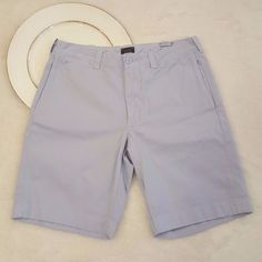 Mens J Crew Stanton Blue Cotton Twill Shorts Size 30 Casual Dressy #30   Clothing, Shoes & Accessories, Men's Clothing, Shorts   eBay!