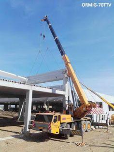 United Machinery Training Center: Mobile Crane Training  In Simunye