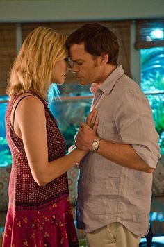 Find the Dexter Morgan to my Hannah McKay.