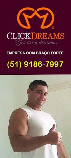 EMPRESA COM BRAÇO FORTE  (51) 9186-7997
