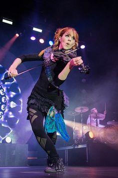 Lindsey Stirling Brasil [OFICIAL] — Shatter Me Tour