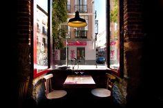 Bar Amor by MVN Arquitectos www.mvn-arquitectos.com
