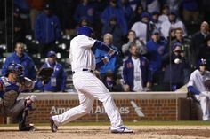 Anthony Rizzo and Addison Russell each hit solo homers while Brett Anderson scattered 3 hits over five innings as the Chicago Cubs beat the…