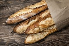 Lafayette Bakery & Cafe: Famous for their french bread and pastries. Located in Carmel, CA Bread And Pastries, Bread Recipes, Cooking Recipes, Cooking Tips, Cooking Stuff, Veggie Recipes, Baguette Bread, Baguette Recipe, Gourmet