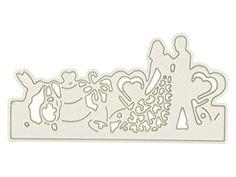 Dancing Lovers Pattern Design Metal Die Cutting Dies Scrapbooking Embossing Die Cut Stencil DIY Decoative Wedding Cards *** Visit the image link more details. Note:It is affiliate link to Amazon.