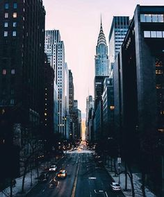Vlogging in New York would be amazing...
