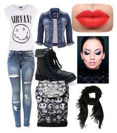 """""""Untitled #5"""" by shae-l-jensen on Polyvore featuring maurices, Aéropostale and Gucci"""