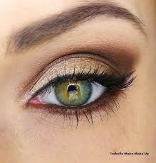 Risultati immagini per trucco sposa occhi verdi