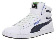 Puma RS High Leather shoes $65